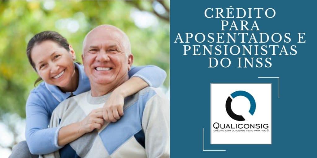 Crédito para aposentados e pensionistas