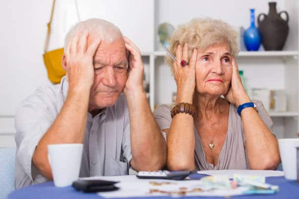 empréstimo consignado para aposentados com nome sujo.