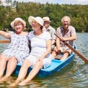 5 ideias para aproveitar bastante a terceira idade